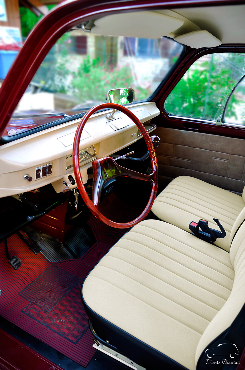 Renault 4 parisienne for Interieur 4l