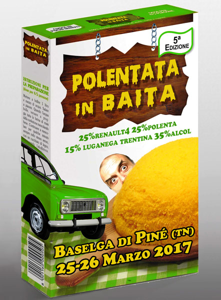 5° Polentata in baita