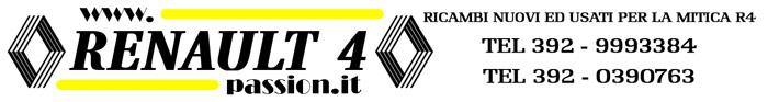 Renault 4 Passion