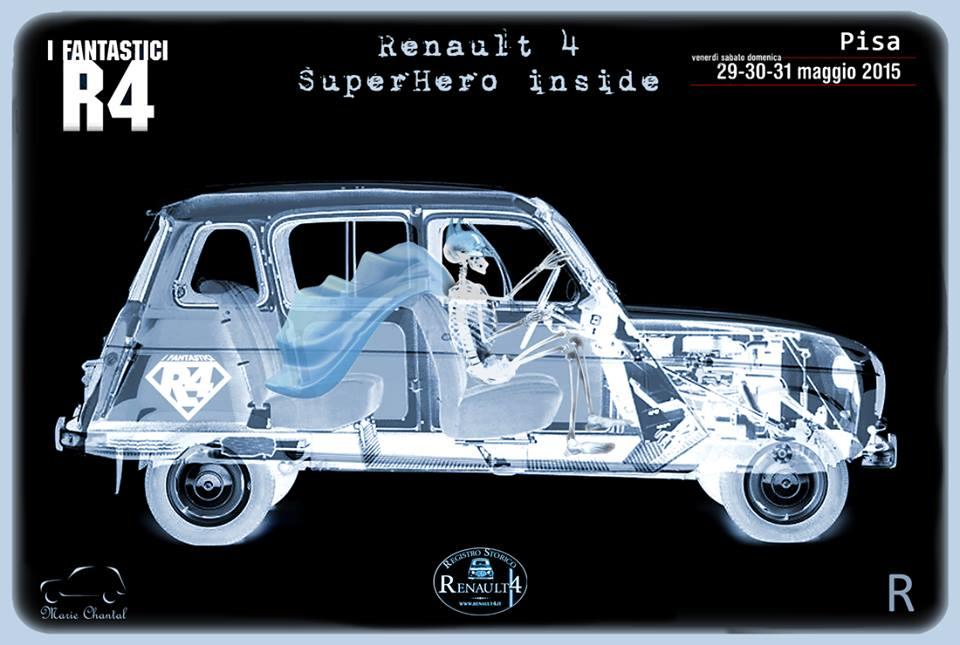 Renault 4 RX