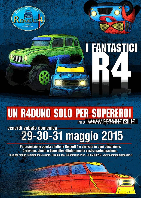I Fantastici R4